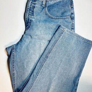 Ladies New York Jeans vintage Mom jeans size 8